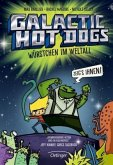 Würstchen im Weltall / Galactic Hot Dogs Bd.1 (Mängelexemplar)