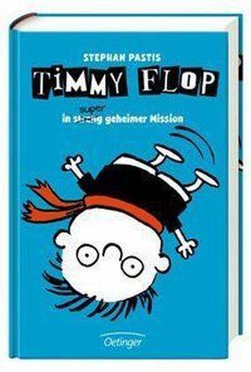 Buch-Reihe Timmy Flop