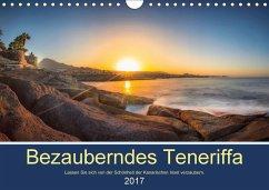 9783665587888 - Kelle, Stephan: Bezauberndes Teneriffa (Wandkalender 2017 DIN A4 quer) - Buch