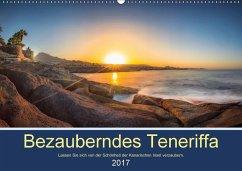 9783665587901 - Kelle, Stephan: Bezauberndes Teneriffa (Wandkalender 2017 DIN A2 quer) - Buch