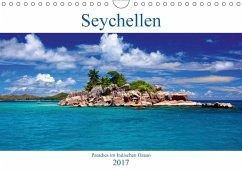 9783665587758 - Amler, Thomas: Seychellen - Paradies im Indischen Ozean (Wandkalender 2017 DIN A4 quer) - Buch