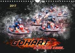 9783665587567 - Roder, Peter: GoKart - extrem cool (Wandkalender 2017 DIN A4 quer) - Buch