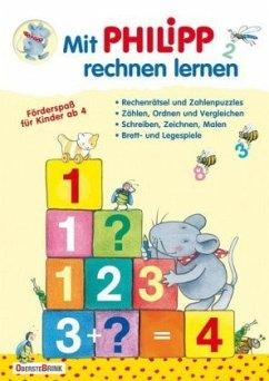 Mit Philipp rechnen lernen - Landa, Norbert
