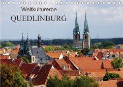 9783665587666 - Fröhlich, Klaus: Weltkulturerbe Quedlinburg (Tischkalender 2017 DIN A5 quer) - Buch