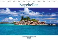 9783665587772 - Amler, Thomas: Seychellen - Paradies im Indischen Ozean (Tischkalender 2017 DIN A5 quer) - Buch