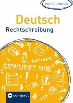 Deutsch Rechtschreibung - Haas, Christoph; Holzwarth, Barbara; Menzel, Wolfgang