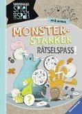 Monsterstarker Rätselspaß (Mängelexemplar)