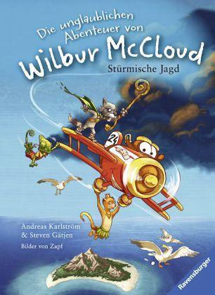 Buch-Reihe Die unglaublichen Abenteuer von Wilbur McCloud