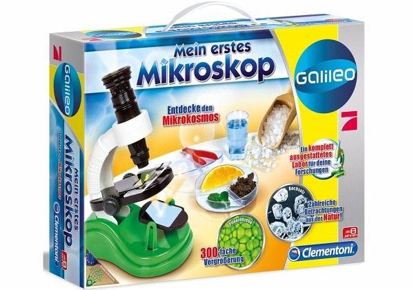 Mein erstes mikroskop experimentierkasten bei bücher immer