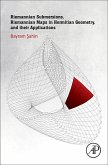Riemannian Submersions, Riemannian Maps in Hermitian Geometry, and Their Applications