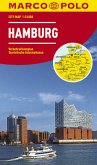 MARCO POLO City Map Hamburg 1:16.000; Hambourg