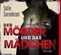 Der Mörder und das Mädchen / Emma Sköld Bd.1 (5 Audio-CDs) - Sarenbrant, Sofie