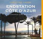 Endstation Côte d'Azur / Kommissar Duval Bd.4 (4 Audio-CDs)