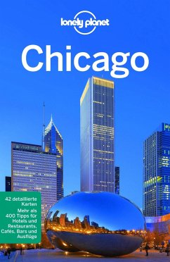 Lonely Planet Reiseführer Chicago - Zimmermann, Karla
