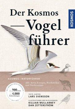 Der Kosmos Vogelführer - Svensson, Lars