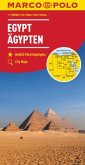 MARCO POLO Länderkarte Ägypten 1:1 000 000; Egypt; Egypte