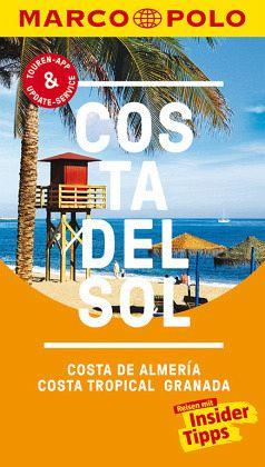 Marco polo reisef hrer costa del sol costa de almeria - Costa sol almeria ...