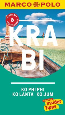 MARCO POLO Reiseführer Krabi, Ko Phi Phi, Ko Lanta, Ko Jum - Hahn, Wilfried
