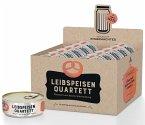 Leibspeisen-Quartett, 10 Spiele in Display (Spiel)