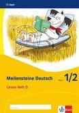 Meilensteine Deutsch. Lesestrategien. Heft 4 Klasse 1/2. Ausgabe ab 2017