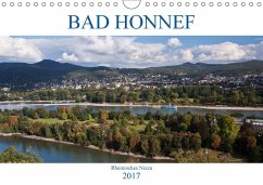 9783665587925 - boeTtchEr, U: Bad Honnef - Rheinisches Nizza (Wandkalender 2017 DIN A4 quer) - Buch