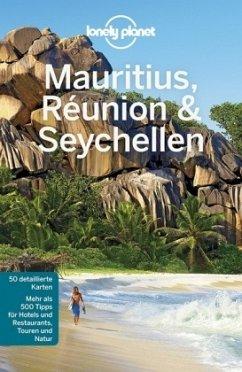 Lonely Planet Reiseführer Mauritius, Reunion & Seychellen - Ham, Anthony; Carillet, Jean-Bernard