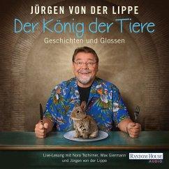 Der König der Tiere (MP3-Download) - Lippe, Jürgen von der