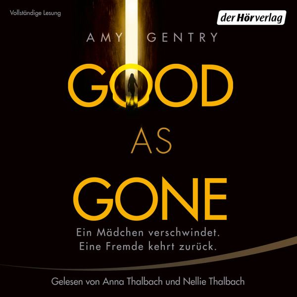 Good as Gone (MP3-Download) - Gentry, Amy