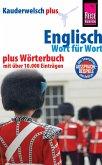 Reise Know-How Sprachführer Englisch - Wort für Wort plus Wörterbuch mit über 10.000 Einträgen: Kauderwelsch-Band 64+ (eBook, PDF)