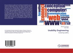 9783330009875 - SAEED, MUHAMMAD; Ullah, Sami: Usability Engineering - Buch