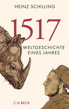 1517 (eBook, ePUB) - Schilling, Heinz