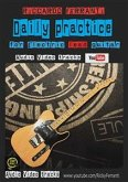 Daily Practice For Electric lead guitar (eBook, ePUB)
