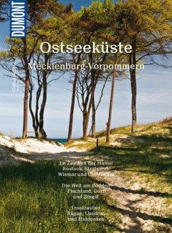DuMont Bildatlas 164 Ostseeküste, Mecklenburg-Vorpommern - Stahn, Dina