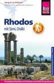 Reise Know-How Reiseführer Rhodos mit Symi und Chalki (inkl. 17 Wanderungen)