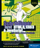 Schrödinger lernt HTML5, CSS3 und JavaScript (eBook, PDF)