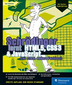 Schrödinger lernt HTML5, CSS3 und JavaScript (e...