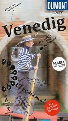 DuMont direkt Reiseführer Venedig - Helbert, Frank; Vitiello, Gabriella