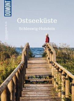 DuMont Bildatlas 154 Ostseeküste, Schleswig-Holstein - Maunder, Hilke