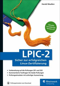 LPIC-2 (eBook, ePUB) - Maaßen, Harald
