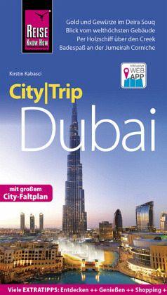 Reise Know-How CityTrip Dubai - Kabasci, Kirstin