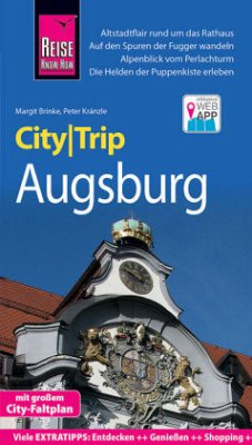 Reise Know-How CityTrip Augsburg