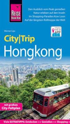 Reise Know-How CityTrip Hongkong - Lips, Werner