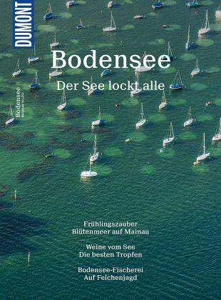 DuMont Bildatlas 162 Bodensee - Tomaschko, Cornelia
