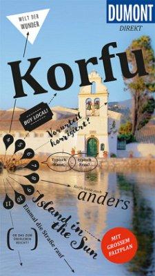 DuMont direkt Reiseführer Korfu - Bötig, Klaus