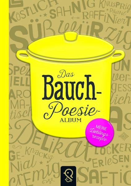 Das Bauch-Poesie-Album - Schmiedel, Julia; Gagel, Sonja