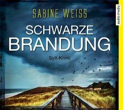 Schwarze Brandung / Liv Lammer Bd.1 (6 Audio-CDs) - Weiß, Sabine