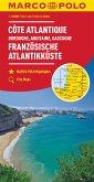 MARCO POLO Karte Frankreich Französische Atlantikküste 1:300 000; French Atlantic Coast / Cote Atlantique