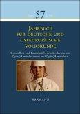 Jahrbuch für deutsche und osteuropäische Volkskunde