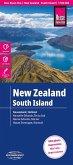 Reise Know-How Landkarte Neuseeland, Südinsel (1:550.000)\New Zealand - South Island\Nouvelle Zélande - Ile du Sud / Nueva Zelanda - Isla Sur