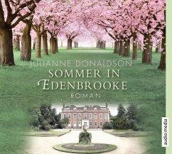 Sommer in Edenbrooke, 1 MP3-CD - Donaldson, Julianne